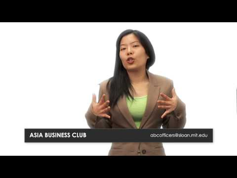 MIT Sloan Asia Business Club
