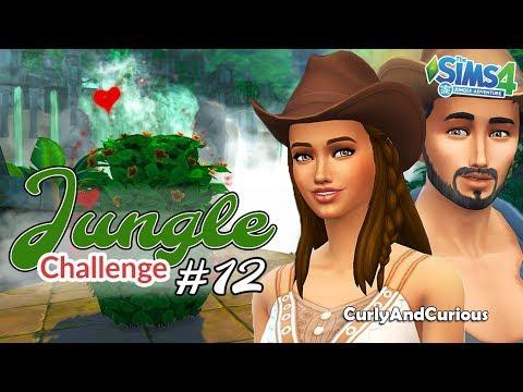 Non ci si annoia mai!! | The Sims 4 // Jungle Challenge #12