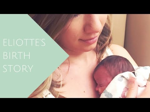Eliotte's Birth Story - 28 Week Preemie - PPROM // Laura's Natural Life