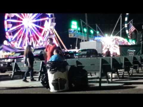 Bloomsburg fair in Pennsylvania September 26 2014