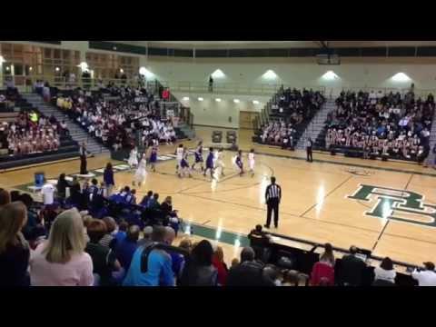 Daysia Grady 2014-2015 Varsity Basketball Highlights River Bluff High School