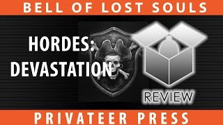 bols overview hordes devastation privateer press