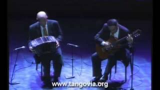 """Anibal Arias y Osvaldo Montes-Duo-Chaillot 2008 """"Mal de amores"""""""