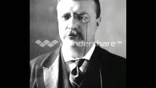 Theodore Roosevelt Commercial