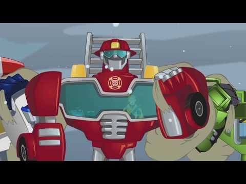 Transformers: Rescue Bots -