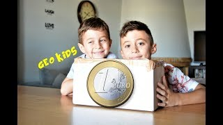MYSTERY BOX   ΌΛΑ 1 ΕΥΡΩ   Geo Kids