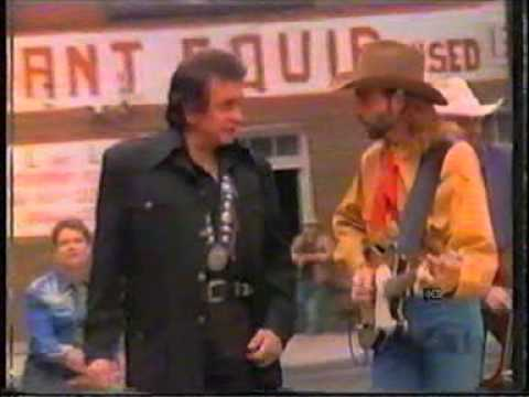 Johnny Cash & Martin Delray  - Get Rhythm