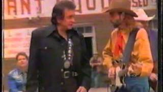 Johnny Cash & Martin Delray  - Get Rhythm