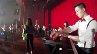 Seorang Anak Tlah Lahir Medley Hai Mari Berhimpun- GBI Taiwan Praise and Worship Team - Keyboard Cam