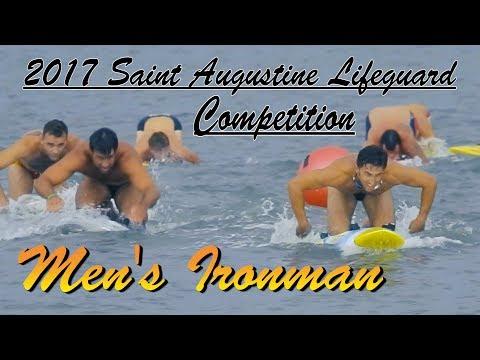 2017 Saint Augustine Surf Lifesaving Competition / Men's Ironman