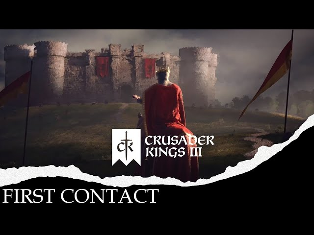 [FR] Crusader Kings 3 - First Contact - Et maintenant, je fais quoi ?