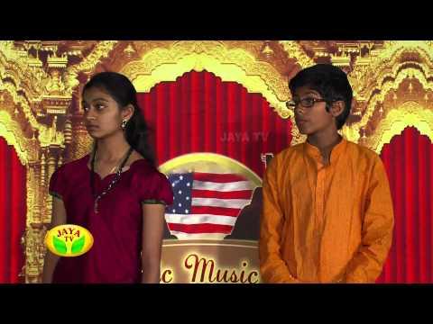 Carnatic Music Idol Episode 10 On Friday, 31/01/14