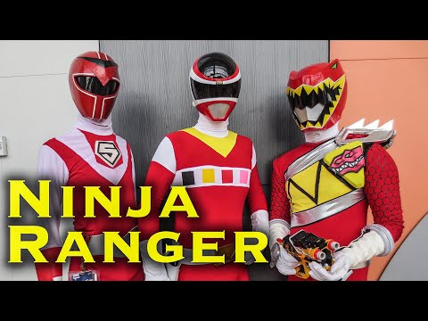 Ninja Ranger [FAN FILM] Power Rangers | Super Sentai