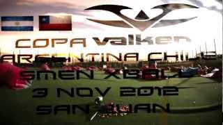 1º Torneo de SPEEDBALL Valken Cup Argentina - Chile San Juan 2012