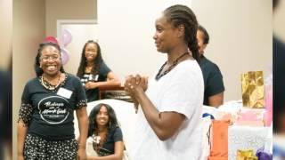 2017 Black Women For Black Girls Giving CircleCollege Shower