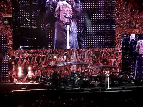 "Bon Jovi, ""Raise Your Hands,"" 7/9/10, New Meadowlands Arena"