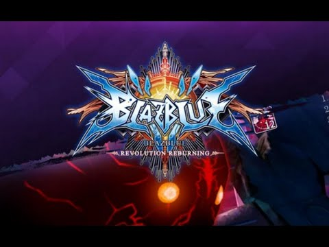 BLAZBLUE RR REVOLUTION REBURNING Fighting Gameplay iOS / Android