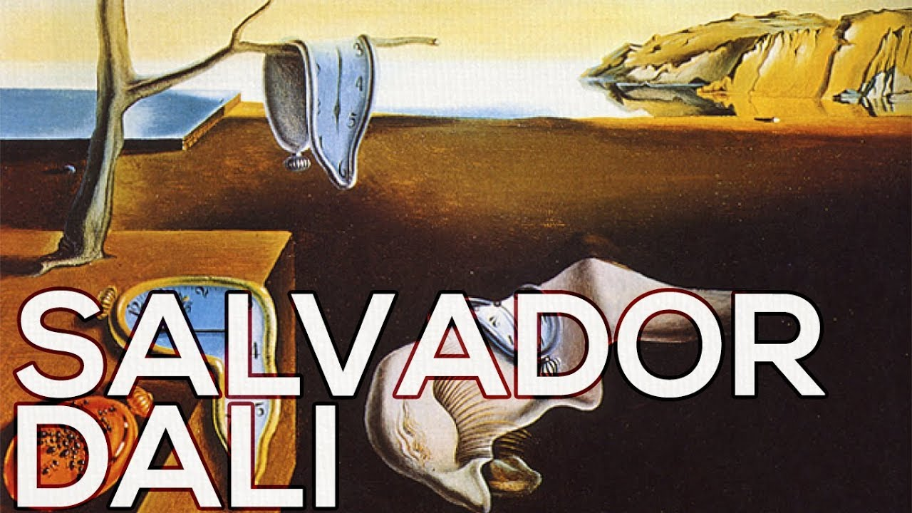 Take a Journey Through 933 Paintings by Salvador Dalí & Watch His Signature Surrealism Emerge