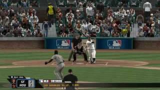 100326 Giants Vs Astros Highlight