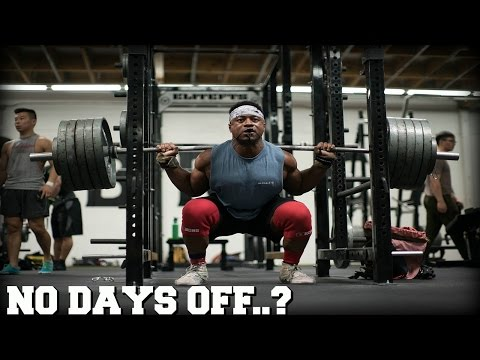 The Importance Of A Rest Day | California Vlog