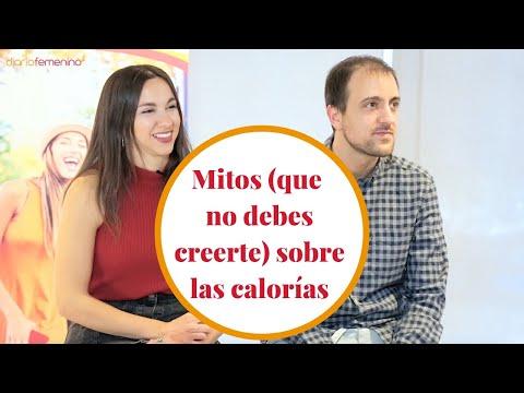 cuantas calorias debo consumir para bajar peso