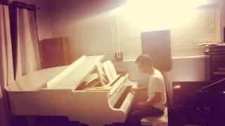 Cho em quên tuổi ngọc piano cover Khang Mai