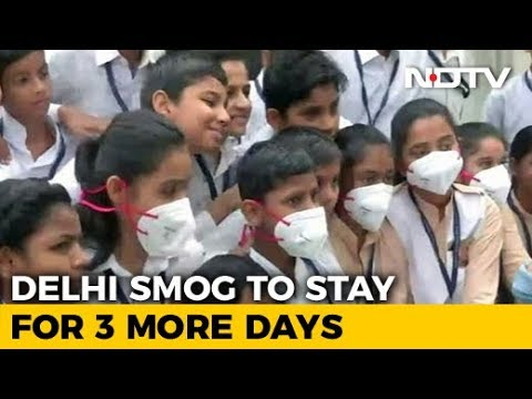 """""""Delhi Has Turned Into A Gas Chamber"""": Arvind Kejriwal On Pollution"""