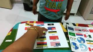 Kenali Bendera negeri di Malaysia