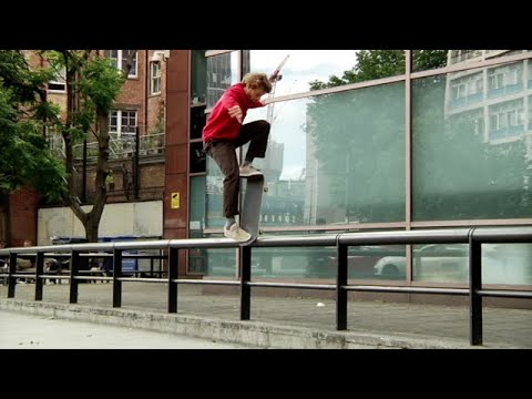 Cava Brain #1 Raw | TransWorld SKATEboarding
