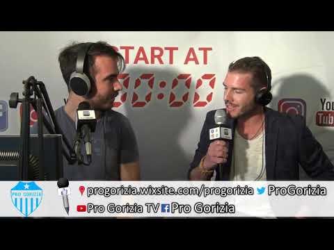 Intervista Eric Iansig a Radio Canale Italia