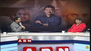 RGV Exclusive Interview Over GST Trailer  Part 2  ABN Telugu