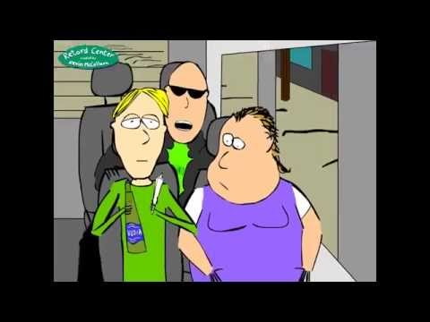 Pilot episode - Retard Center