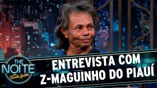 Entrevista com Z-Maguinho do Piauí | The Noite (30/06/17)