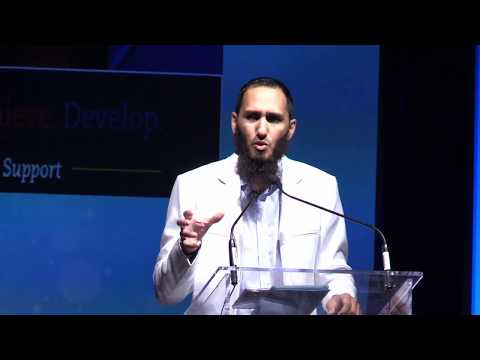 Sheikh Daood Butt at I.LEAD Ottawa Gatineau 2017 Conference