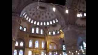 Голубая мечеть(Голубая мечеть находится в Турции в городе Стамбул. http://video-tur.ru/golubaya-mechet/, 2013-09-25T17:37:58.000Z)