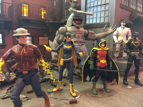 Mattel Collector Preview Event at New York Toy Fair 2017