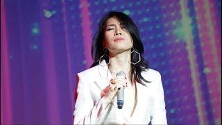 BIẾT KHI NÀO GẶP LẠI - MỸ TÂM   Fancam HD   Đồng Dao 15.01.18