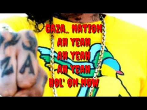 Vybz Kartel (Oh yeah) Run up/ lyrics 2017