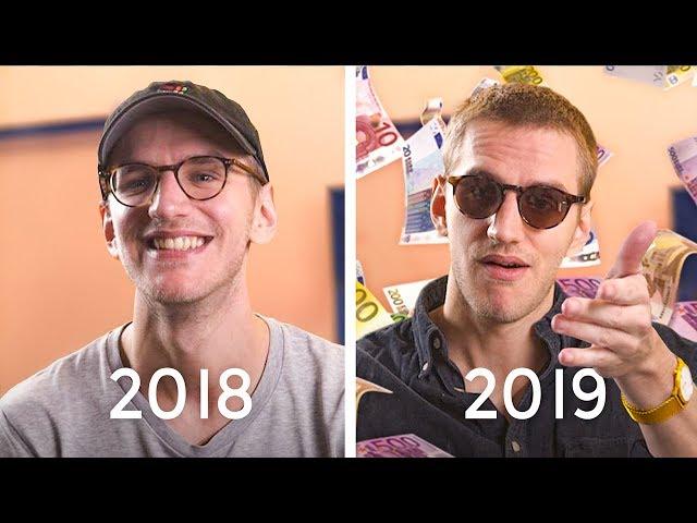 Un an plus tard