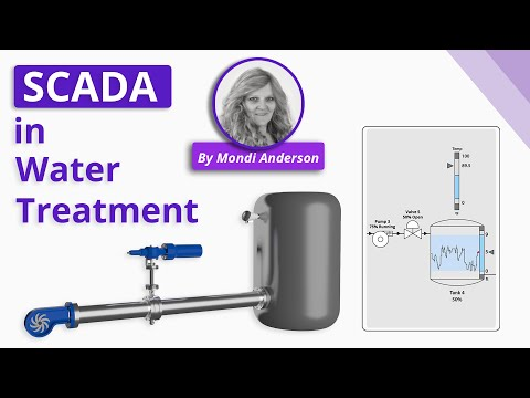 SCADA Applications in Water Treatment