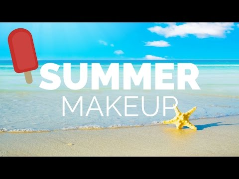 Summer Makeup |Makeup Panamanian Girl|