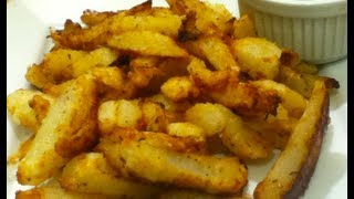 How To Make Turnip Fries
