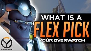 Overwatch: What Is a Flex Pick?