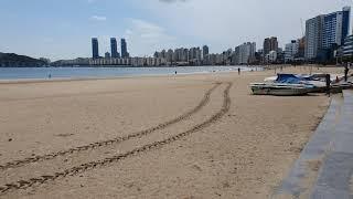부산광역시 수영구 광안리해수욕장 모습8