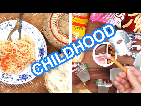 Thumbnail: Your Lao-American Childhood In 60 Seconds