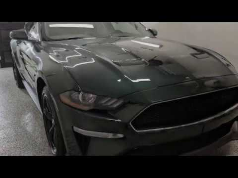 Mustang Bullitt - Detailed and Protection Ceramic Pro
