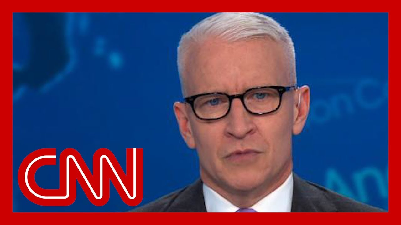 CNN:Anderson Cooper: Don't worry America, this is all part of the plan