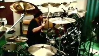 Latest footage of HIRO playing the drums (Filmed at Drum Camp on Ja...