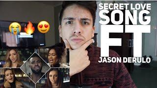 Little Mix- Secret Love Song (Official Music Video) ft. Jason Derulo| Reaction
