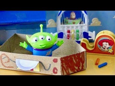 RE-MENT TOY STORY Happy Toy Room Disney Pixar Let